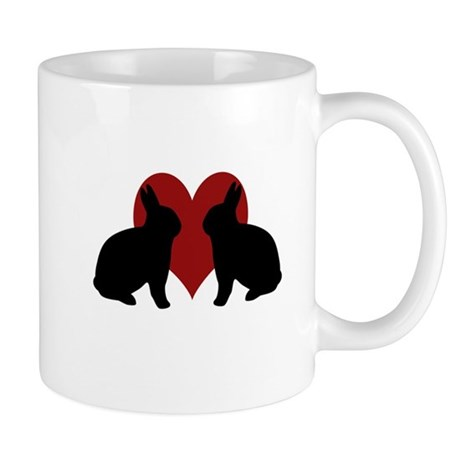 Bunny Love 3 Mug