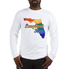 Longboat Key, Florida, Gay Pride, Long Sleeve T-Sh