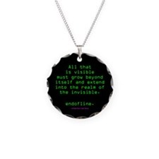 """All that is visible"" Necklace"