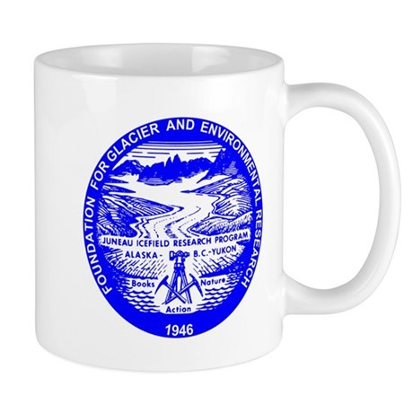 Blue JIRP Coffee Mug
