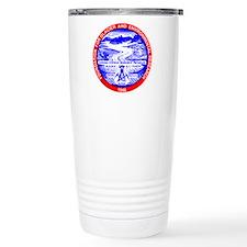 Stainless Steel Color JIRP Logo Travel Mug