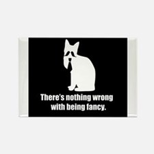 Nothing Wrong 2 Rectangle Magnet