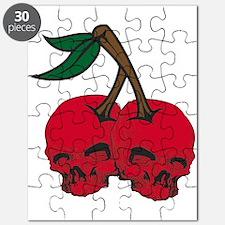 Skull Cherries Puzzle