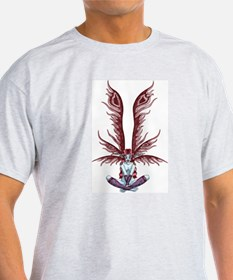 Red Winged Fae T-Shirt