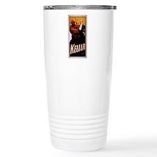 vaudeville Travel Mug