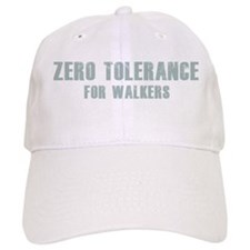 Zero Tolerance Baseball Baseball Cap