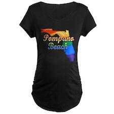 Pompano Beach, Florida, Gay Pride, T-Shirt