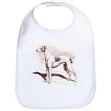 Greyhound #1 Bib