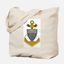 USCGR Master Chief<BR> Tote Bag
