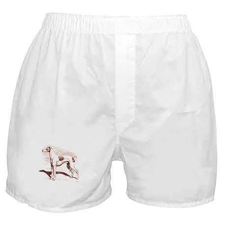 Greyhound #1 Boxer Shorts