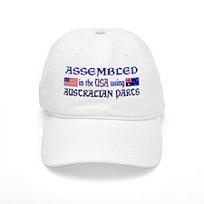 USA/Australian Parts 2 Baseball Cap