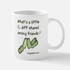 C.diff Among Friends Mug