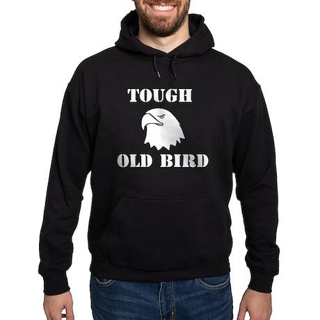 Tough Old Bird Hoodie (dark)