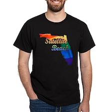 Satellite Beach, Florida, Gay Pride, T-Shirt