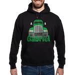 Trucker Gabriel Hoodie (dark)