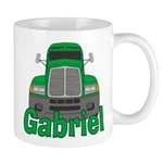 Trucker Gabriel Mug