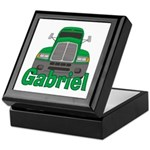 Trucker Gabriel Keepsake Box