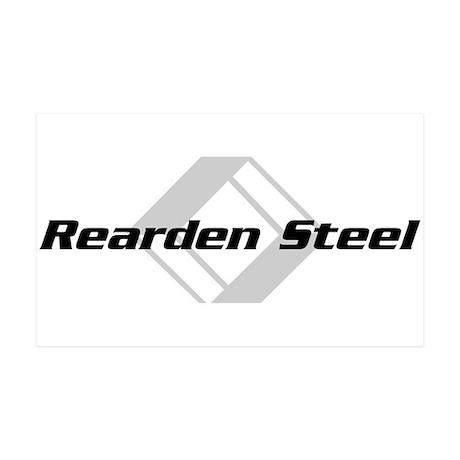 Rearden Steel 38.5 x 24.5 Wall Peel