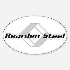 Rearden Steel Decal