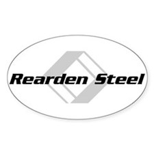Rearden Steel Decal