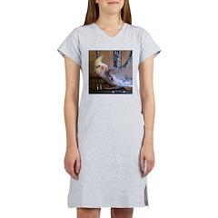 Cockatiel 3 Women's Nightshirt