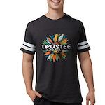 Trucker Gary Organic Toddler T-Shirt (dark)