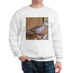 Cockatiel 2 Sweatshirt