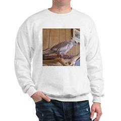 Cockatiel 2 Sweatshirt