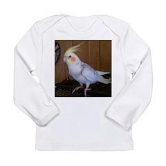 Cockatiel Long Sleeve Infant T-Shirt