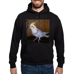 Cockatiel Hoodie (dark)