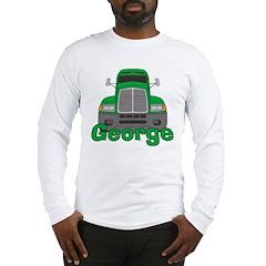 Trucker George Long Sleeve T-Shirt