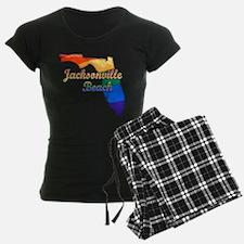 Jacksonville Beach, Florida, Pride, Pajamas