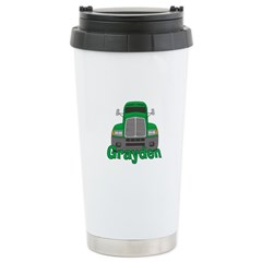 Trucker Grayden Travel Mug