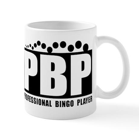 Prof Bingo Player Mug