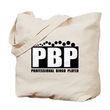 Prof Bingo Player Tote Bag