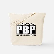 Prof Bingo Player Tote Bag