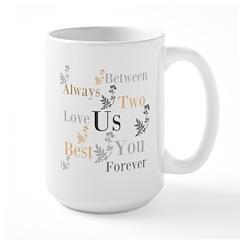 OYOOS US Love design Mug