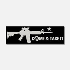 Come & Take It - Obama Car Magnet 10 x 3