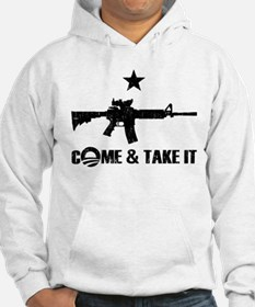 Come & Take It - Obama Jumper Hoody