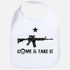 Come & Take It - Obama Bib