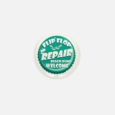 Flip Flop Repair Mini Button