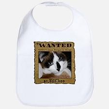 Simon: Wanted Bib