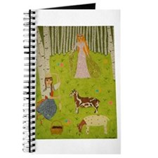 Wood Maiden Journal