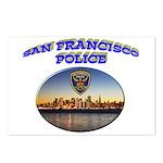 SFPD Skyline Postcards (Package of 8)