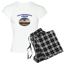 SFPD Skyline Pajamas
