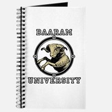 BaaRamUniversity Journal