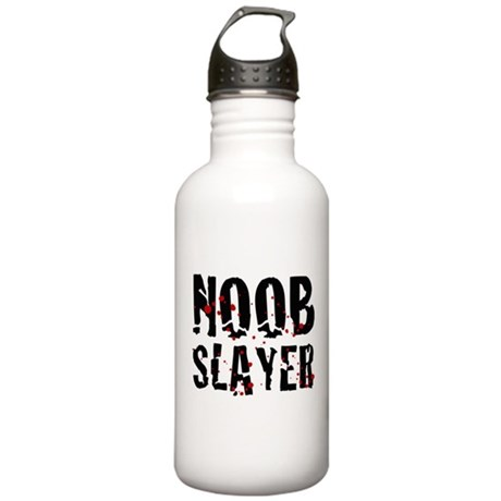 Noob Slayer Stainless Water Bottle 1.0L