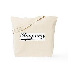 Vintage Okayama Tote Bag
