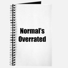 Normal's Overrated Journal