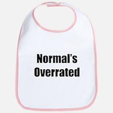 Normal's Overrated Bib